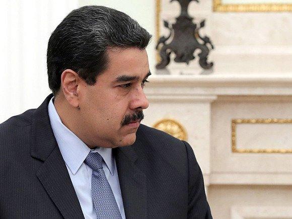 Николас Мадуро вернулся на родину