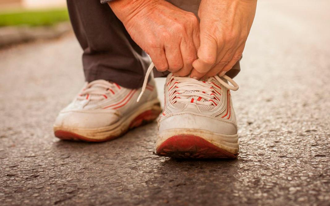 Пешком не менее 2-3 километров в день - норма здоровья для европейцев